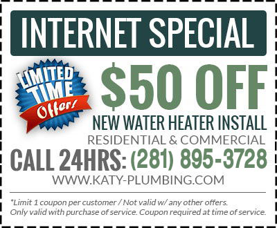 Katy coupon code